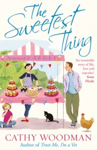 Cathy Woodman The Sweetest Thing 195x300 TLC Book Tours Presents: The Sweetest Thing