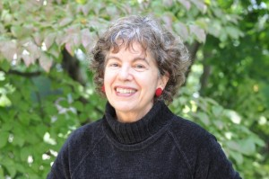 Linda Bamber author photo