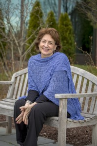 Liz Rosenberg, professor of English, General Literature & Rhetor