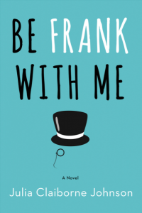 Be Frank With Me cover