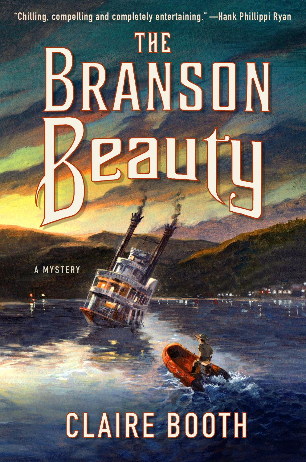 About The Branson Beauty