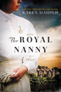 The Royal Nanny cover