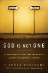 Stephen Prothero, author of God Is Not One, on tour April/May 2010