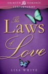 Lisa White, author of The Laws of Love, on tour November 2012