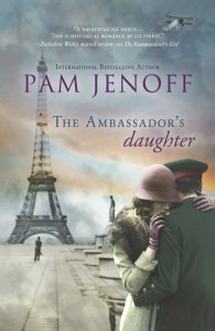 tHE aMBASSADOR'S dAUGHTER_COVER