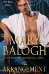Mary Balogh, author of The Arrangement, on tour August/September 2013