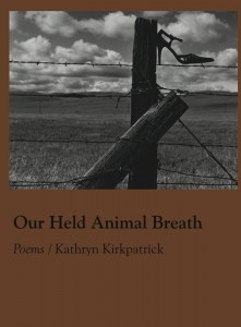 Our Held Animal Breath Cover