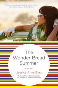 Jessica Anya Blau, author of The Wonder Bread Summer, on tour May