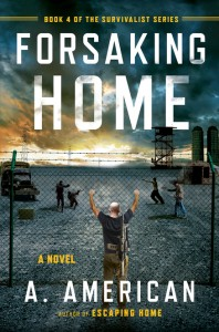 Forsaking Home_9780142181300