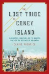 The LOST TRIBE OF CONEY ISLAND_Final Cover