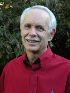 Mark Reutlinger_Author Photo