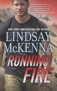 Running Fire by Lindsay McKenna_book cover