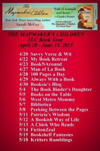 TLC TMC Tour schedule 1of2