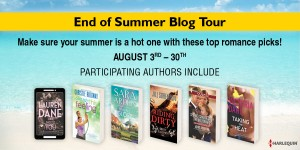 End of Summer Blog Tour