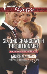 Second Chance With The Billionaire _Janice Maynard