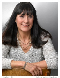 Diana Bletter author photo