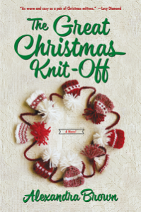 The Great Christmas Knit-Off cover