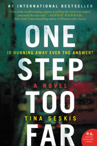 One Step Too Far PB cover