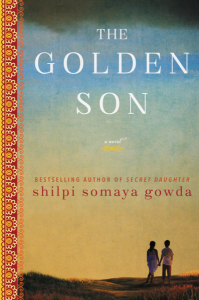 The Golden Son cover