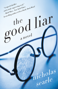 The Good Liar cover