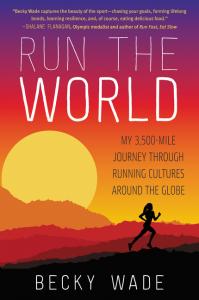 Run the World cover