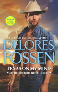 August 1_Texas On My Mind_Delores Fossen