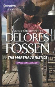 August 1_The Marshal's Justice_Delores Fossen