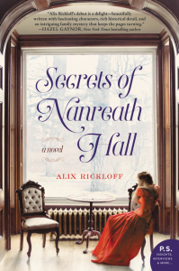 Secrets of Nanreath Hall cover
