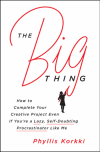 The Big Thing cover