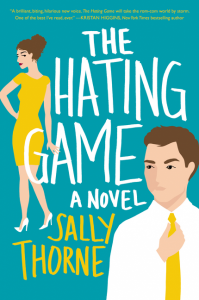 The Hating Game cover