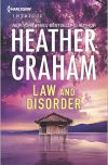 Heather Graham, author of LAW AND DISORDER, on tour January/February 2017