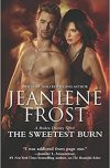 Jeaniene Frost, author of THE SWEETEST BURN, on tour July/August 2017
