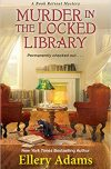 Ellery Adams, author of MURDER IN THE LOCKED LIBRARY, on tour April 30th – May 6th