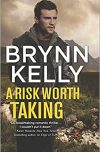 Brynn Kelly, author of A RISK WORTH TAKING, on tour May/June 2018