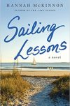 Hannah McKinnon, author of SAILING LESSONS, on tour June 4th – 10th