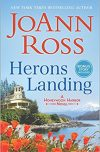 JoAnn Ross, author of Herons Landing, on tour May/June 2018