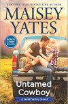 Maisey Yates, author of UNTAMED COWBOY, on tour June 18 – 24, 2018