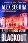 Alex Segura, author of Blackout, on tour May/June 2018