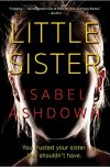 Isabel Ashdown, author of LITTLE SISTER, on tour June 25th – July 1st