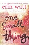 Erin Watt, author of ONE SMALL THING, on tour June 25 – July 1