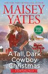 Maisey Yates, author of A TALL, DARK COWBOY CHRISTMAS, on tour September/October 2018