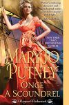 Mary Jo Putney, author of ONCE A SCOUNDREL, on tour October 1st-October 7th, 2018