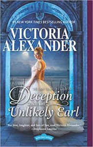 Blog Tour & Review: The Lady Travelers Guide to Deception with an Unlikely Earl by Victoria Alexander