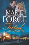 Marie Force, author of FATAL INVASION, on tour November/December 2018