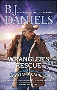 Blog Tour & Review: Wrangler's Rescue by B.J. Daniels