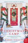 Karen Schaler, author of Christmas Camp, on tour October 2018
