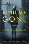 Sarah Meuleman, author of FIND ME GONE, on tour October 22nd – 28th