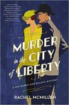 cover Murder in the City of Liberty