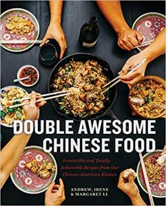 Double awesome chinese food cover