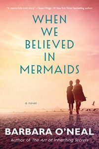cover when we believed in mermaids